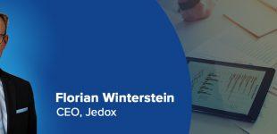 Florian Winterstein neuer CEO von Jedox