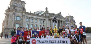 Taiwan Excellence beendet BMW Berlin-Marathon mit Erfolg