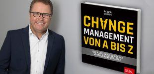 """""""Changemanagement von A bis Z"""" jetzt im Handel"""