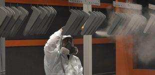 Pulverbeschichten mit Nanotechnologie: Rehm BlechTec investiert in die Zukunft