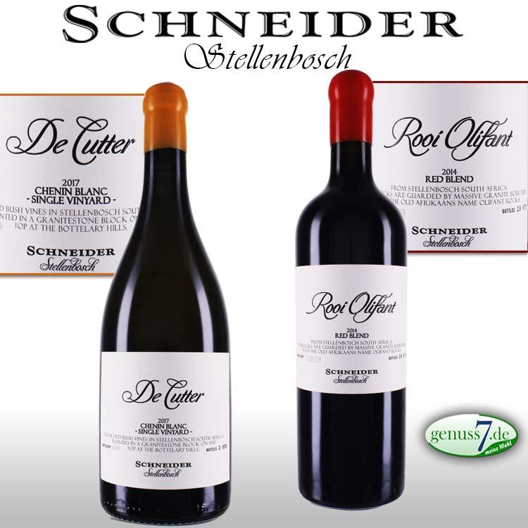 """De Cutter"" Chenin Blanc / Südafrika"