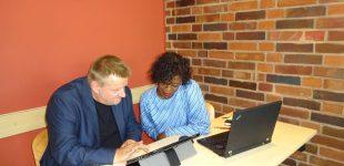 Nürnberg unterstützt Firmengründer mit Migrationshintergrund