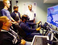 Mehr Drive durch Flexibilität – einzigartiger Fahrsimulator entwickelt