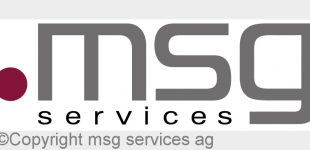 Innovatives Serviceangebot von msg services