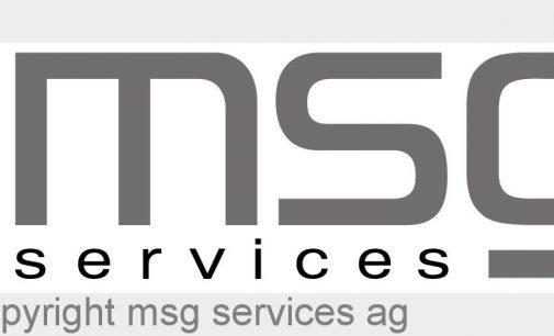 Innovatives Serviceangebot von msg services