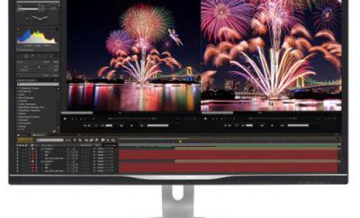 Großer 31,5 Zoll Philips Monitor mit USB-C-Docking: Mit dem Philips 328P6VUBREB die Produktivität steigern