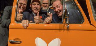 Unternehmergespräche 2018: Dr. Eckart von Hirschhausen begeistert Publikum