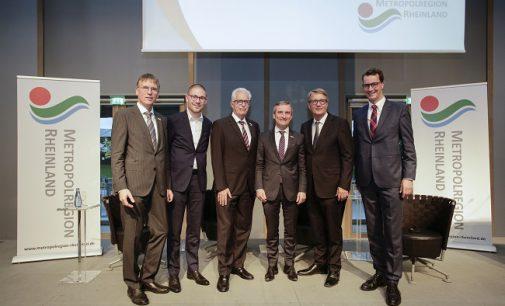Metropolregion Rheinland – Das Rheinland stellt die richtigen Weichen für die Zukunft