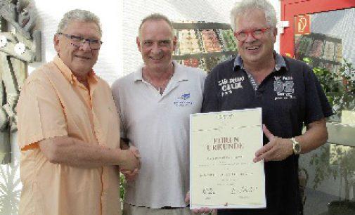 Bäcker aus Leidenschaft: Michael Gottwals feiert 40-jähriges Arbeitsjubiläum