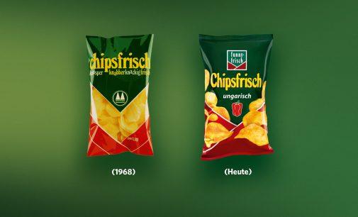 """Auszeichnung """"Verpackung des Jahres"""" geht 2018 an """"Chipsfrisch""""  Jahrgang 1968, kompromisslos modern"""