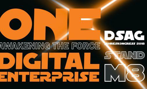 cbs verkürzt Weg zur ONE Digital Enterprise