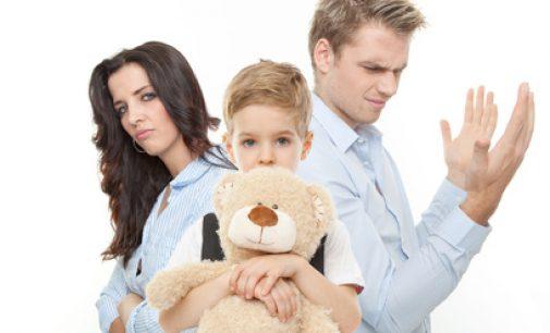 Sorgerecht für gemeinsame Kinder