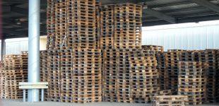 Neuerungen für Lieferungen aus Drittländern mit Holzverpackungen