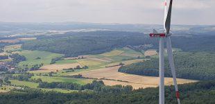 VSB beginnt mit Bau des Wald-Windparks Fischbach in Hessen