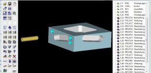 CAM-System Quadro NC für Windows 10 von SORTiENUS