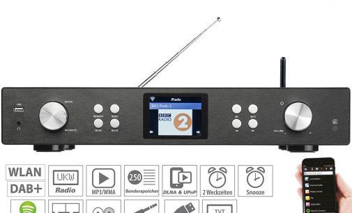VR-Radio Internetradio-Receiver  IRS-710.HiFi