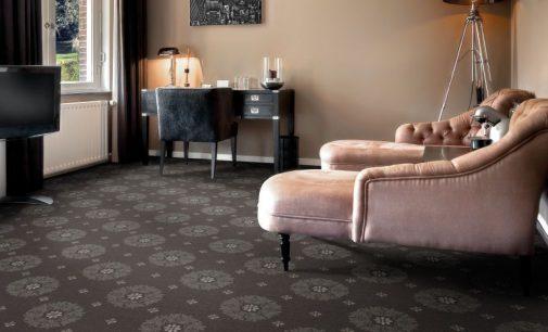 Schön, strapazierfähig, pflegeleicht – Hotel Teppichboden    Schön, strapazierfähig, pflegeleicht – Profilor Hotel Teppichboden