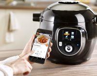 Der ganz persönliche Kochassistent: der neue intelligente Multikocher Krups Cook4Me+ Connect für eine schnelle Küche voller Ideen
