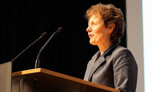 Renate Mäule ist Spitzenkandidatin der ÖDP NRW zur Europawahl