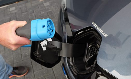 E-Auto-Ladestation von Bigge Energie