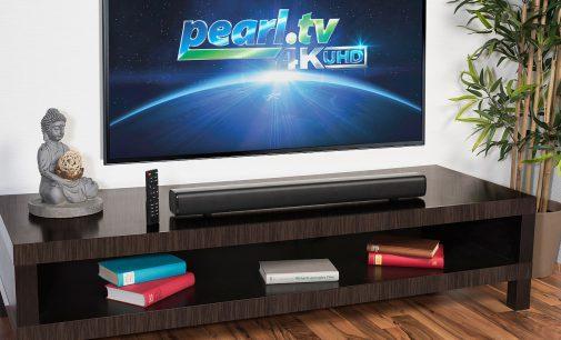 auvisio Stereo-Soundbar MSX-400.bt, 100 Watt