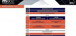 Praxisorientierung steht im Vordergrund: Programm der Messefachtagung mx32 jetzt erschienen.