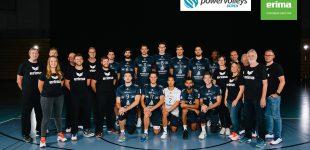 Neues Volleyballengagement: SWD powervolleys Düren setzt ab sofort auf ERIMA