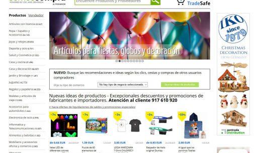 zentrada startet Beschaffungsplattform mit spanischem Handelsverband