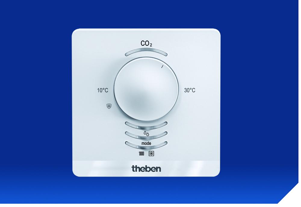 AMUN 716 S KNX CO2-Sensor
