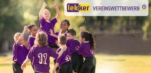 Berliner Turn- und Sportclub gewinnt 2. lekker-Vereinswettbewerb und eine Spende über 4.000 Euro