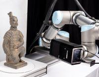 3D-Scans als digitaler Zwilling kultureller Güter – Fraunhofer IGD auf The Arts+