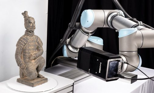 3D-Scans als digitaler Zwilling kultureller Güter – Fraunhofer IGD auf The Arts+