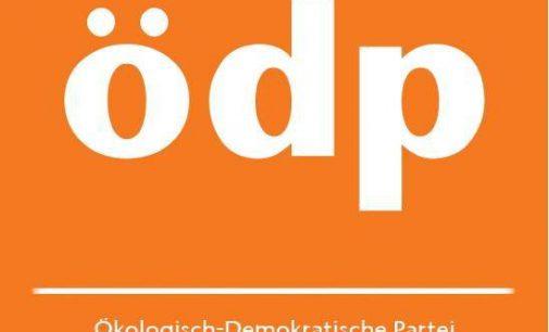 ÖDP ruft zu Protest gegen die Rodungspläne von RWE für den Hambacher Wald auf