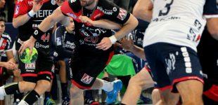 Erlangen bringt den Meister aus Flensburg an den Rand einer Niederlage