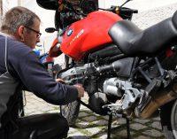 Winterschlaf für das Motorrad – Verbraucherinformation der ERGO Versicherung