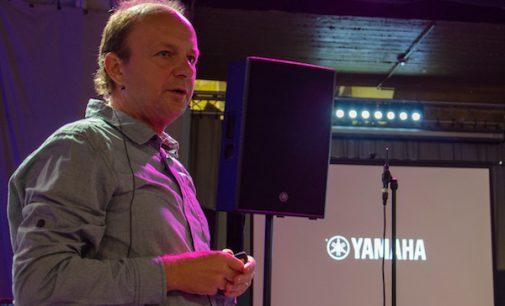 Workshops zu Beschallung und DANTE: Yamaha Pro Audio Road Tour 2018