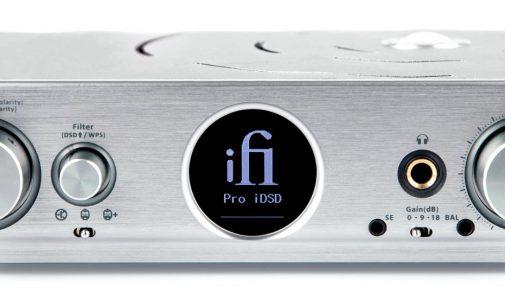 iFi Pro iDSD: State-of-the-Art-DSD Streamer / D/A-Wandler