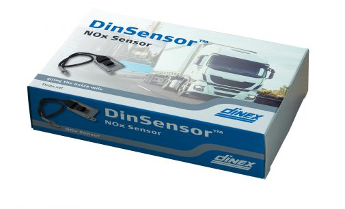 Bei Dinex gibt es jetzt NOx-Sensoren für Nutzfahrzeuge