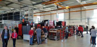 Blechbearbeitung live erlebt – Tag der offenen Tür bei Rehm BlechTec