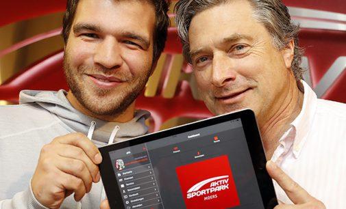 Digitalisierung im Aktiv-Sportpark Moers – Neue Service-App für Mitglieder
