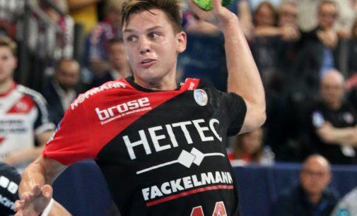 Vor über 5.000 Fans siegt der HC Erlangen gegen den TBV Lemgo