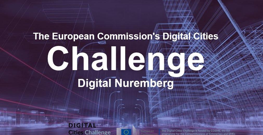 Nürnberg ist top bei Digitalisierung