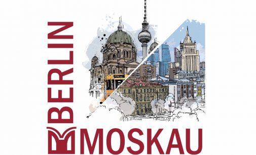 Moskauer Tage finden vom 13. bis 17. November in Berlin statt