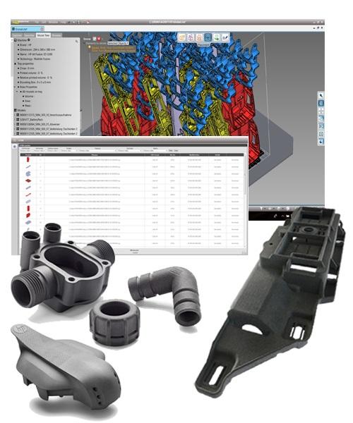 4D_Additive ist eine neue Software zur Aufbereitung von CAD Modellen für das Additive Manufacturing