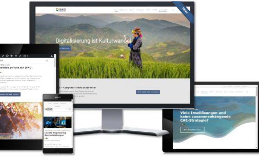 """Ingenieurkultur im Wandel – ISKO setzt in neuer Website auf """"Smart CAE"""""""