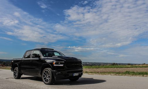 AEC (Auto Export Corporation) bietet den brandneuen 2019 RAM 1500 in Europa an