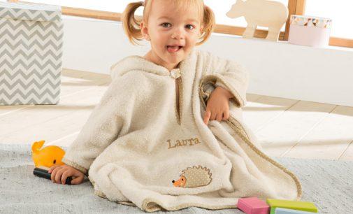 Weiche Textilien für Baby und Kleinkind von erwinmueller.de