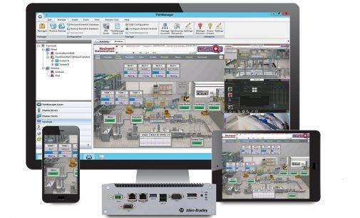 Rockwell Automation veröffentlicht Version 11 der ThinManager-Verwaltungsplattform für Thin Clients und industrielle Mobilität
