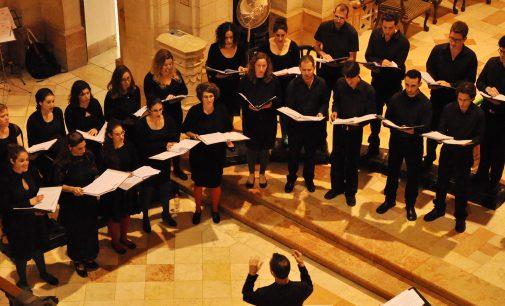 Stern der Hoffnung – israelische Chormusik