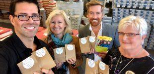 Übergrößen-Spezialist schuhplus aus Dörverden unterstützt Bremer Verein Trauerland